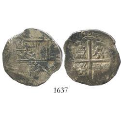 Seville, Spain, cob 4 reales, 1602(B).