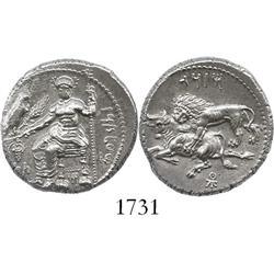 Tarsos (Satrap of Cilicia), silver stater, Mazaios, 361-334 BC.