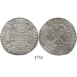 Belgium (Holy Roman Empire), 4 patards, Charles V, 1539, rare.