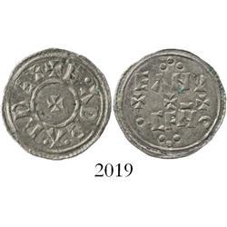 Anglo-Saxon England, penny, Eadgar (959-975 AD), moneyer Eanulf.