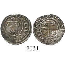 England, penny, Richard I (the Lionheart) (1189-1199).