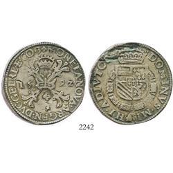 Gelderland, United Netherlands, rijksdaalder, 1592.