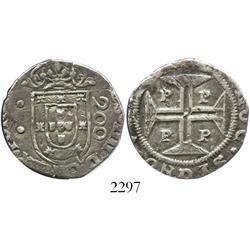Porto, Portugal, half cruzado (200 reis), John IV (1640-57).
