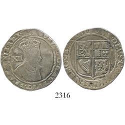 Scotland, 12 shillings, James VI (1603-25).