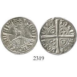 Barcelona (Catalunya), Spain, croat, Jaime II (1327-35).