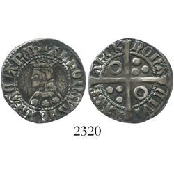 Barcelona (Catalunya), Spain, croat, Alfonso III (IV of Aragon) (1335-87).