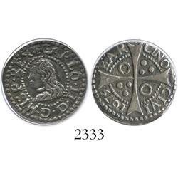 Barcelona, Spain, croat, Charles II, 1675.
