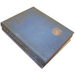 Calbeto, Gabriel. Compendium VIII Reales, 2 volumes (1970).