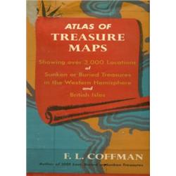 Coffman, F.L. Atlas of Treasure Maps (1957 2nd ed).