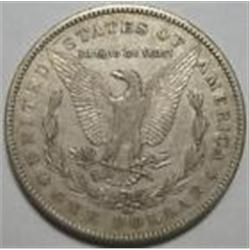 1878 EF/BU Carson City Morgan Dollar