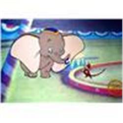 "Walt Disney ""Dumbo"" Sericel Ltd Edition"