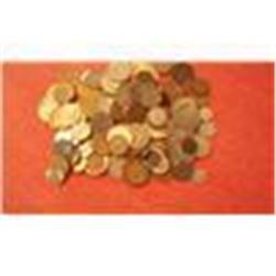 100 Rare Foreign Coins