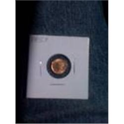 1853 $1 Gold Coin LOW START BID