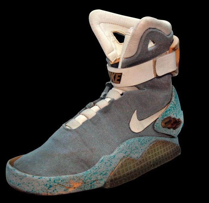 Marty McFly Year 2015 future Nike
