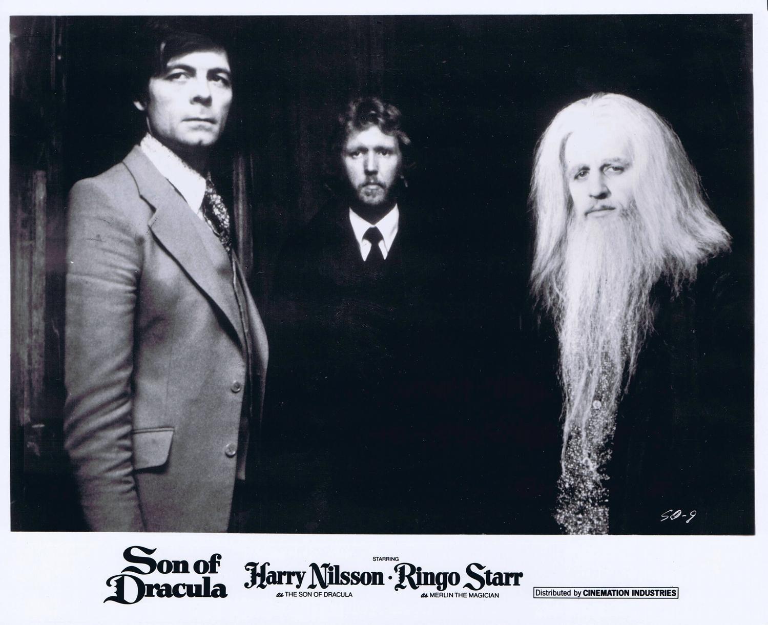 Son Of Dracula 1974 Rock Version