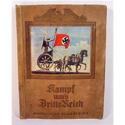 WW2 GERMAN NAZI KAMPF UNIS DRITTE REICH CIGARETTE