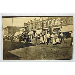 1908 EARLY RPPC PHOTO POSTCARD BAKER OREGON MAPLE