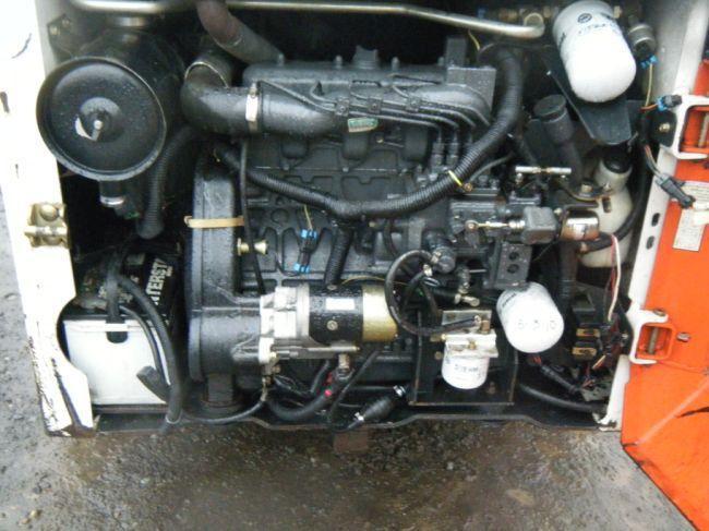 1997 Bobcat 753 Skid Steer Loader