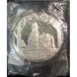 1. 1972 Terrace Hill (Iowa Governor's Mansion) .999 Fine Silver Medal
