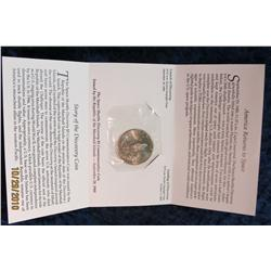 40. Republic of the Marshall Islands Space Shuttle Discovery $5 Commemorative Coin in original holde