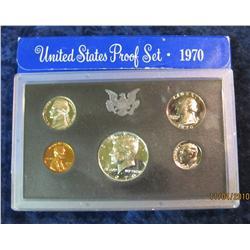 390. 1970 S U.S. Proof Set. Original as issued.