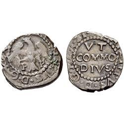 Messina. Filippo II di Spagna, 1556-1598. Grano.
