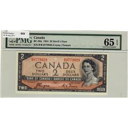 1954 $2 BC-30a B/B0779928 PMG  UNC65EPQ