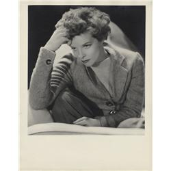 Katharine Hepburn oversize gallery portraits from Alice Adams by Ernest A. Bachrach