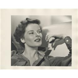 Katharine Hepburn oversize gallery portrait from Christopher Strong by Ernest A. Bachrach