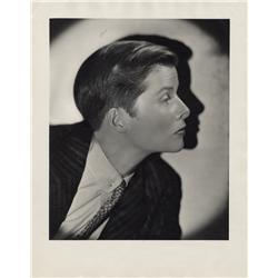 Katharine Hepburn oversize gallery portraits from Sylvia Scarlett by Ernest A. Bachrach