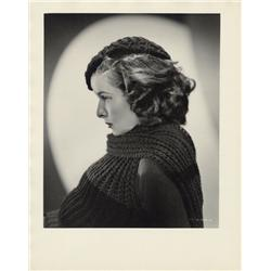 Katharine Hepburn oversize gallery portrait from Mary of Scotland by Ernest A. Bachrach