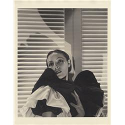 Dolores Del Rio oversize exhibition portrait from Bird of Paradise by Ernest A. Bachrach