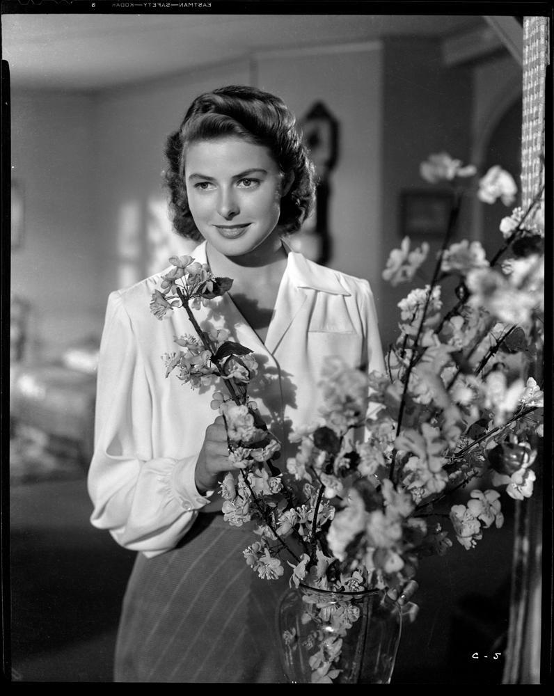 Ingrid Bergman usa