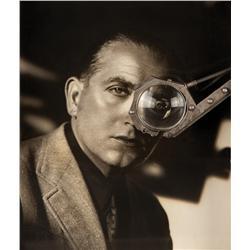 Fritz Lang's Metropolis monocle