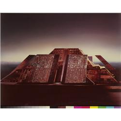 Collection of Tyrell building photographs from Blade Runner