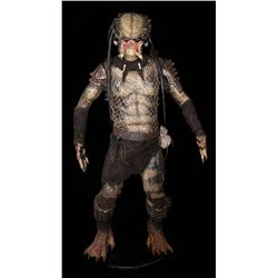 "Screen-used ""Hippie"" Predator suit with head from Predator 2"