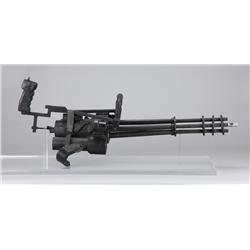 Prop Gatling gun from Predator