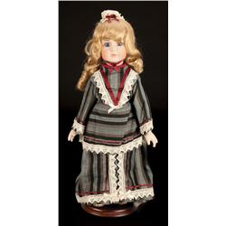 "Kirsten Dunst ""Claudia"" doll from Interview with the Vampire: The Vampire Chronicles"