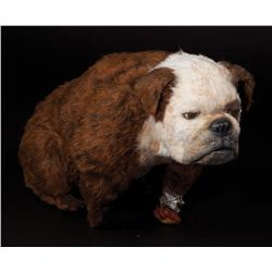 Beefy static puppet from Little Nicky