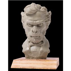 """Ape Lincoln"" bust from Planet of the Apes"
