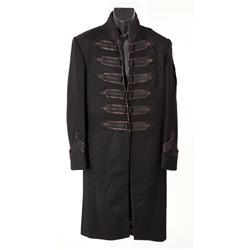 "Richard Roxburgh ""Dracula"" tailcoat and earrings from Van Helsing"