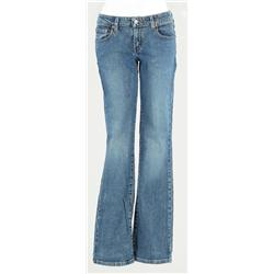 "Original Blake Lively ""Bridget"" screen-worn blue jeans from The Sisterhood of the Traveling Pants"