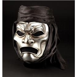 "Hero ""Immortal"" Persian warrior mask and turban from 300"