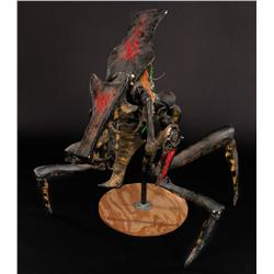 Animatronic soldier bug puppet from Starship Troopers 3: Marauder