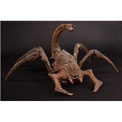 Animatronic scorpion puppet from Starship Troopers 3: Marauder