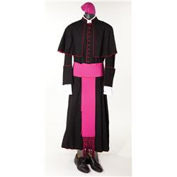 "Cosimo Fusco ""Father Simeon"" costume from Angels & Demons"