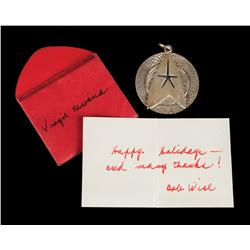 Sterling silver Starfleet pendant crew gift from Star Trek: The Motion Picture