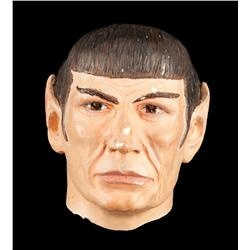 "Leonard Nimoy ""Mr. Spock"" miniature head from Star Trek: The Motion Picture"