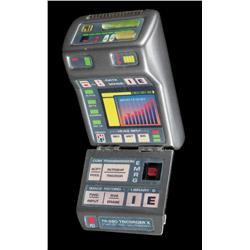 "Brent Spiner ""Data"" static TR-590 Tricorder X from Star Trek: Insurrection"