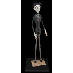 Hero Victor Van Dort screen-used puppet from Corpse Bride